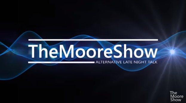 Helyn in conversation on The Moore Show